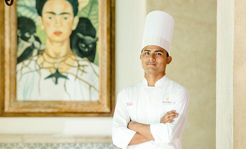 Chef Jose Alberto