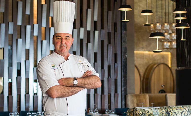 Chef Mustiere