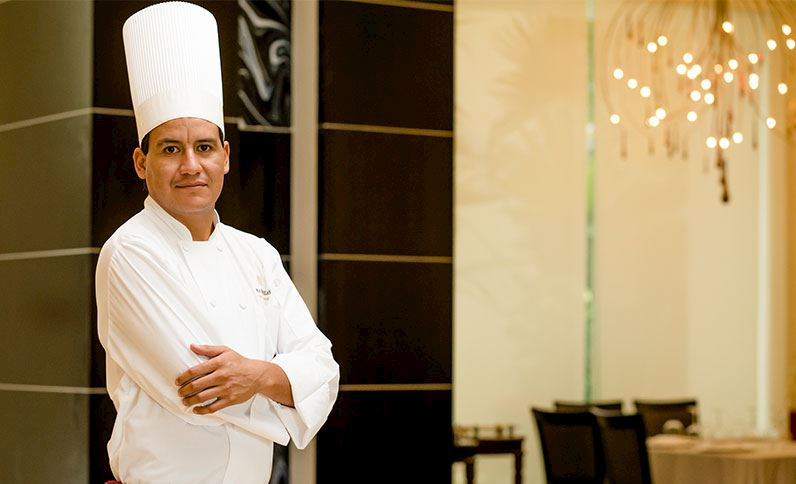 Chef Raul Hernandez