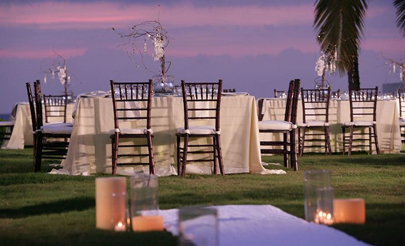 Grand Velas Riviera Nayarit Convention Center - Banquete Frente al Mar
