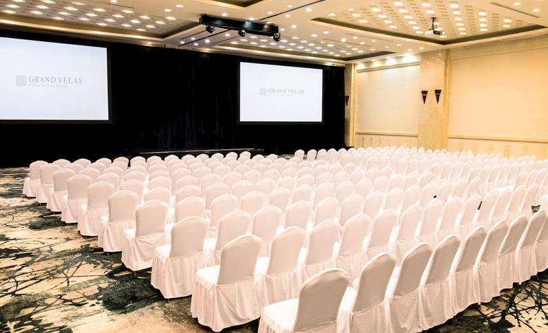 Salón convenciones grand velas riviera nayarit