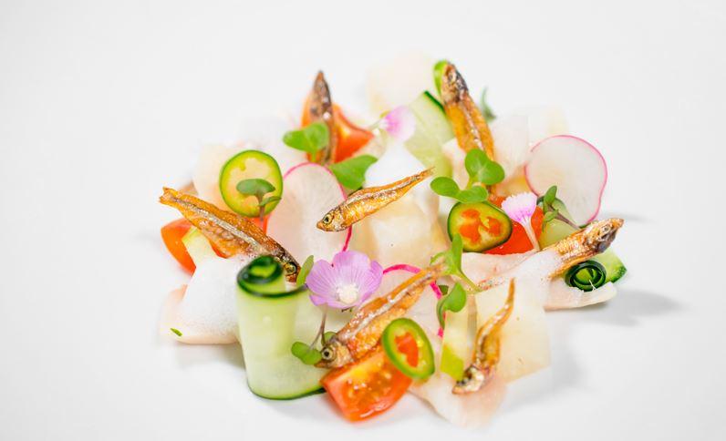 Grand Velas Riviera Nayarit Restaurants - Platillo Gourmet