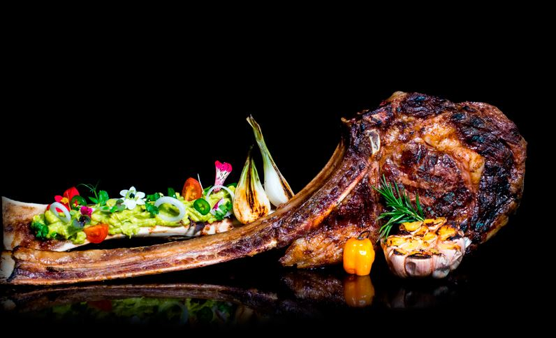 Grand Velas Riviera Nayarit Restaurants - Platillo Gourmet