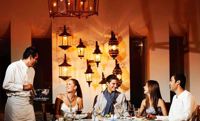 Grand Velas Riviera Nayarit - Cena Gourmet en Frida