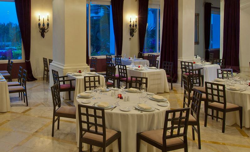 Grand Velas Riviera Nayarit - Cocina Italo-Mediterránea en el Restaurante Lucca