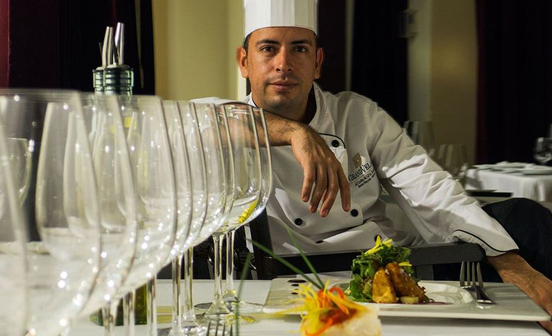 Grand Velas Riviera Nayarit Restaurants - Chef del Restaurante Lucca