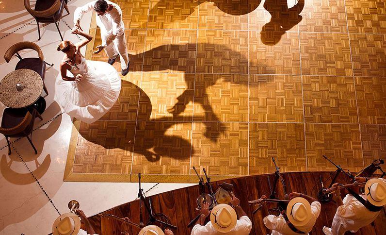 Grand Velas Riviera Nayarit - Baile en Pareja