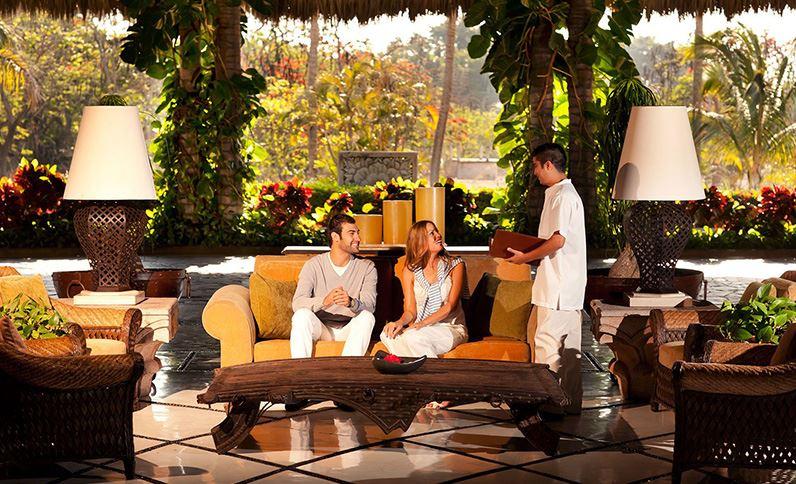 Grand Velas Riviera Nayarit - Servicio en el Lobby