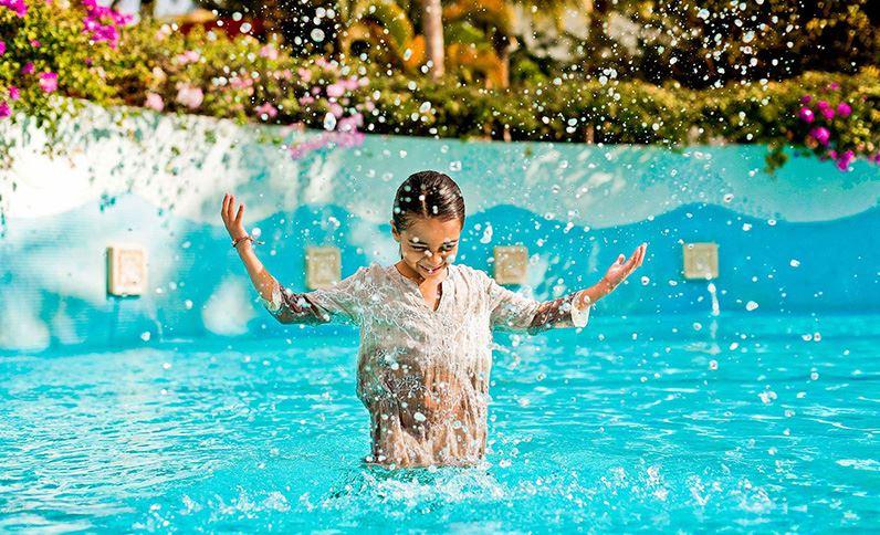 Grand Velas Riviera Nayarit - Piscina para Niños