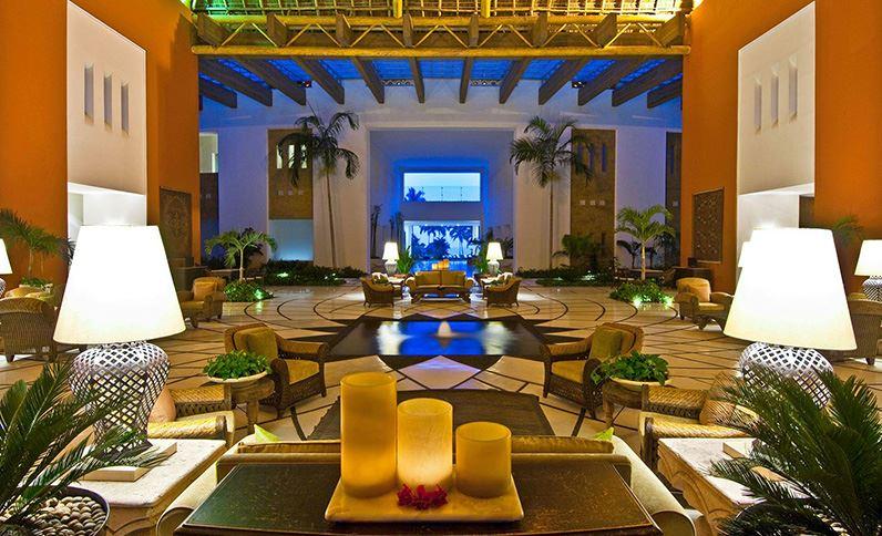 Grand Velas Riviera Nayarit - Lobby