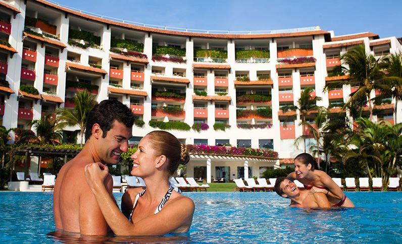 Grand Velas Riviera Nayarit - Área de Piscina