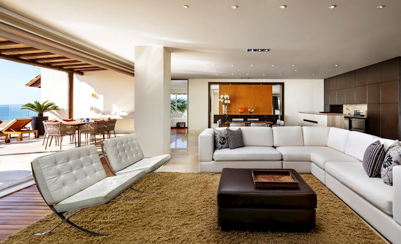 Presidential Livingroom