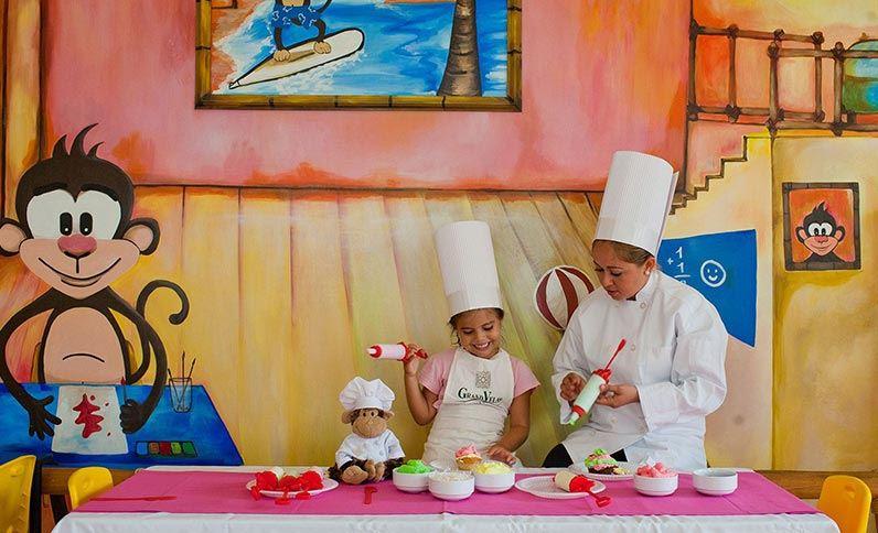 Grand Velas Riviera Nayarit Kid's Club - Clases de Cocina
