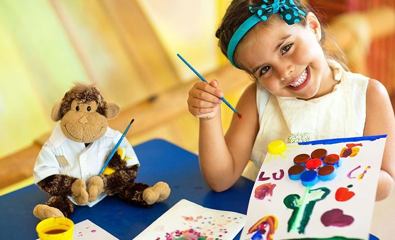 Grand Velas Riviera Nayarit Kid's Club - Clases de Pintura