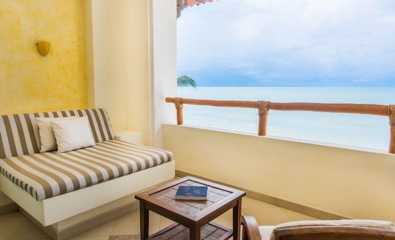 Master Suite Vista al Mar