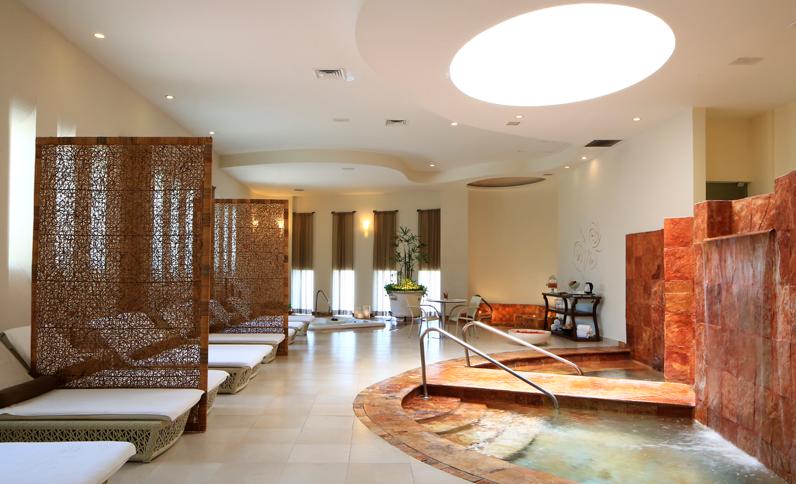 Grand Velas Riviera Nayarit Spa - Área de Hidroterapia