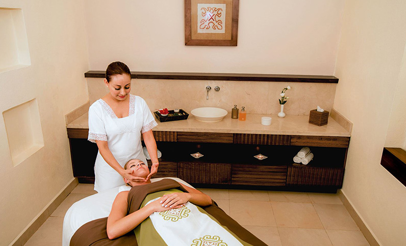 Grand Velas Riviera Nayarit Spa - Facial