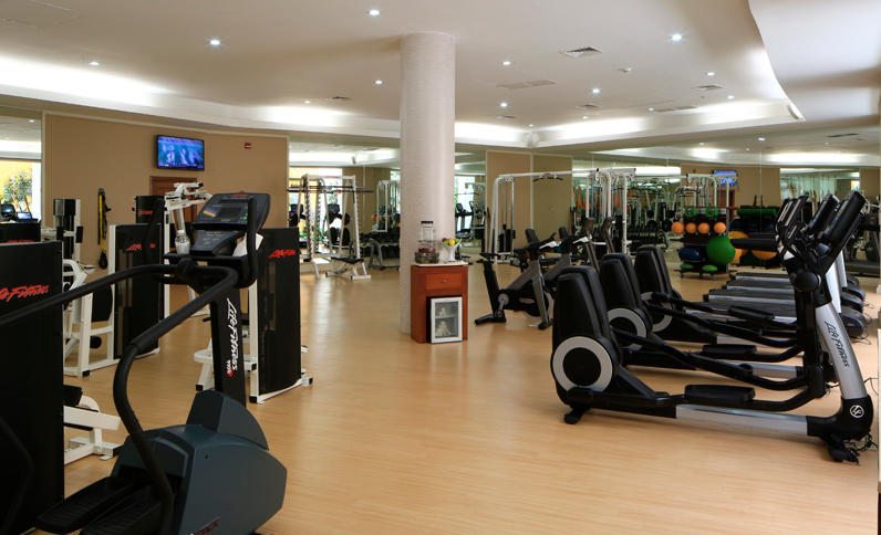 Grand Velas Riviera Nayarit Spa - Fitness Center