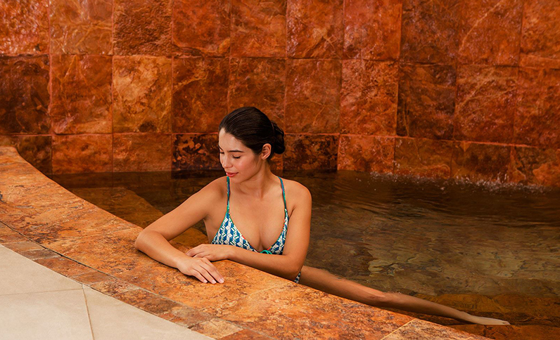 Grand Velas Riviera Nayarit Spa - Hidrotherapia