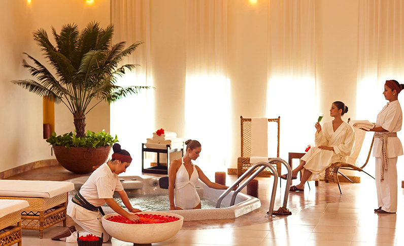 Grand Velas Riviera Nayarit Spa - Experiencia Spa Grand Velas