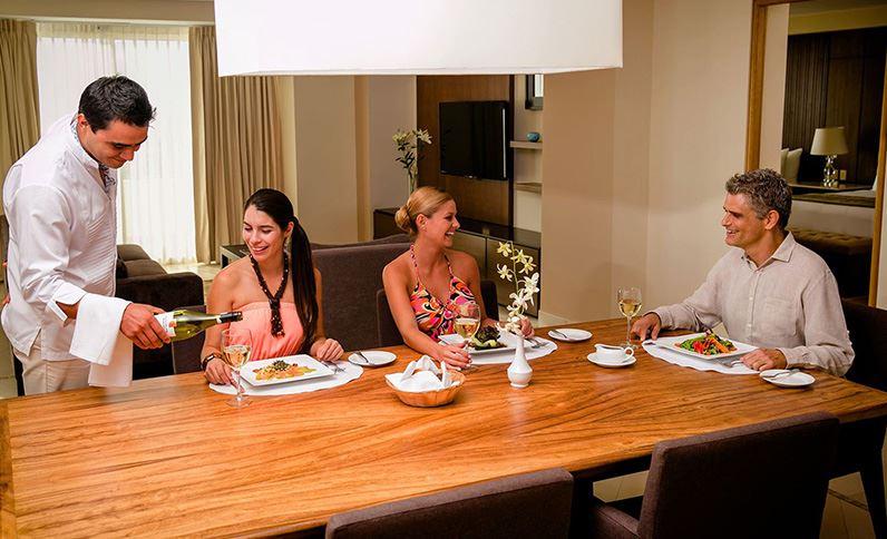 Grand Velas Riviera Nayarit Suites - Servicio en Suite Gobernador