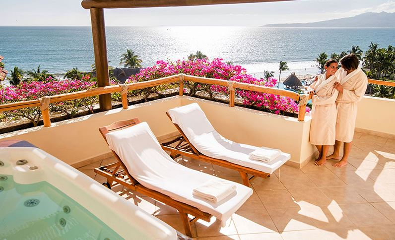 Grand Velas Riviera Nayarit Suites - Terraza Gobernador