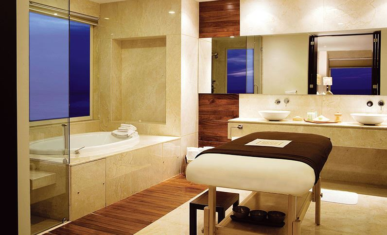Grand Velas Riviera Nayarit Suites - Cuarto de Baño en Grand Class