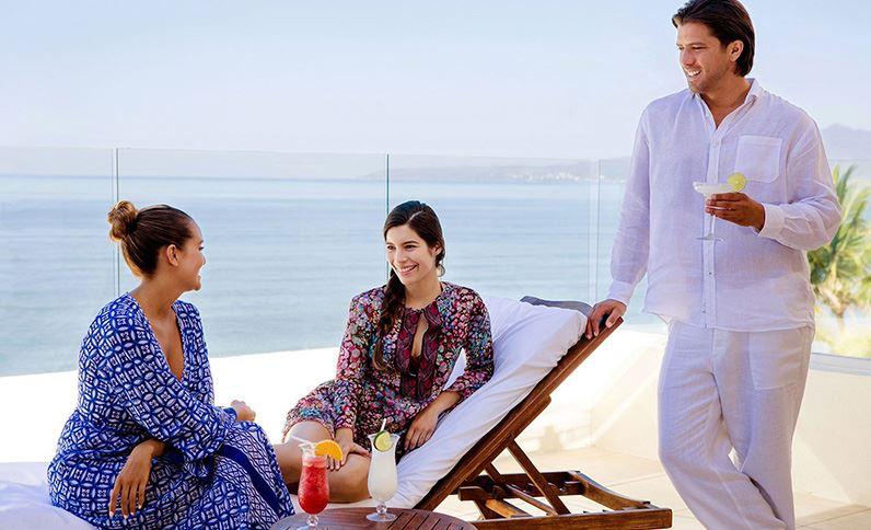 Grand Velas Riviera Nayarit Suites - Terraza en Suite Imperial