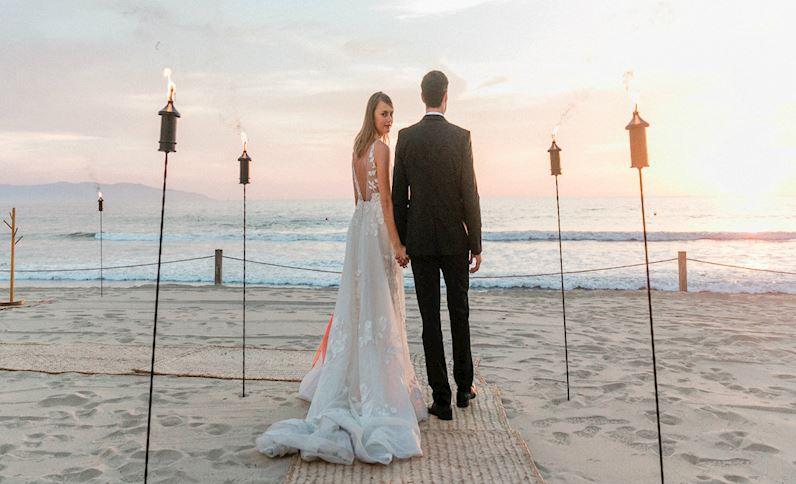 boda en grand velas