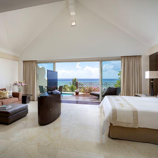 Amenidades en Suite Ambassador Grand Class en Grand Velas Riviera Nayarit
