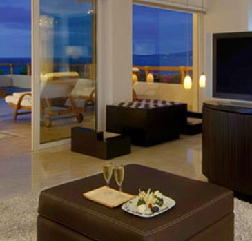 Minibar en Suite de Grand Velas Riviera Nayarit