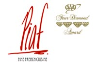 Logo del Restaurante Piaf en Grand Velas Riviera Nayarit