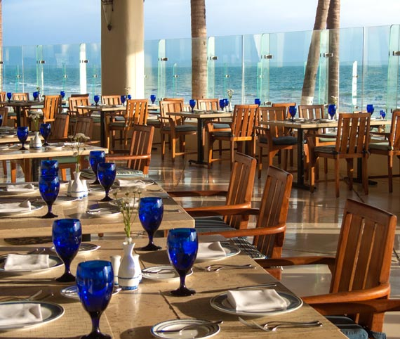Acerca del Restaurante Azul en Grand Velas Riviera Nayarit