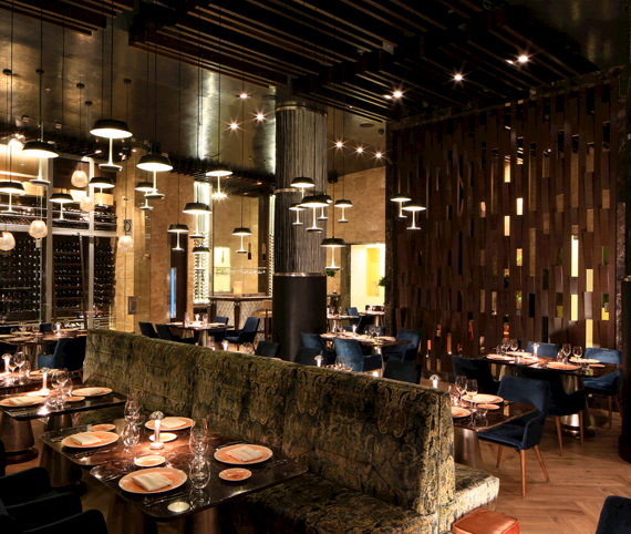 Acerca del Restaurante Lucca en Grand Velas Riviera Nayarit