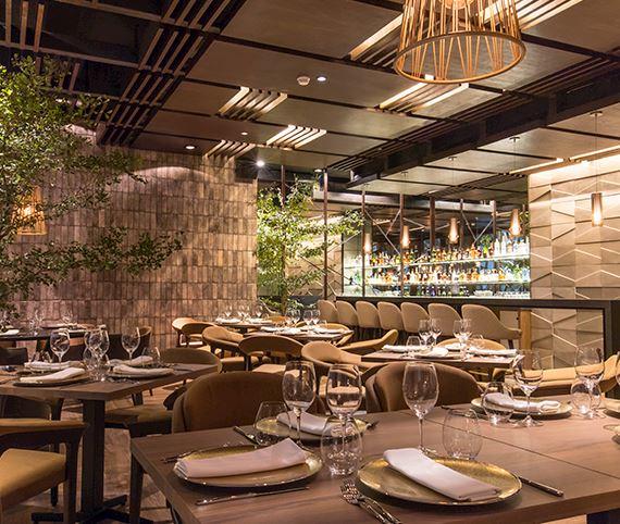 Acerca del Restaurante Sen Lin en Grand Velas Riviera Nayarit