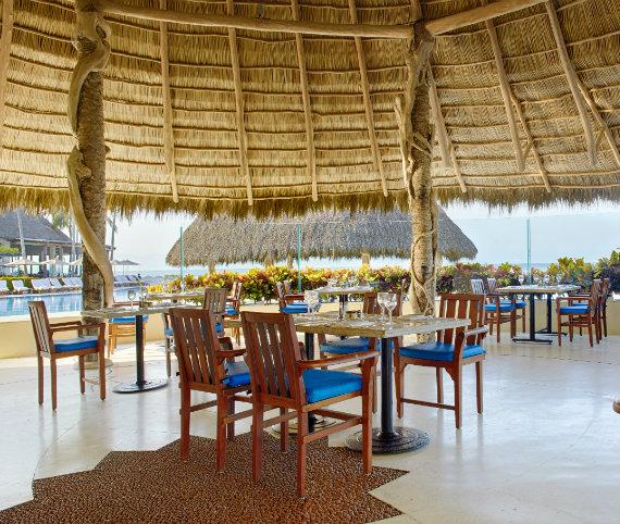 Acerca del Restaurante Selva del Mar en Grand Velas Riviera Nayarit