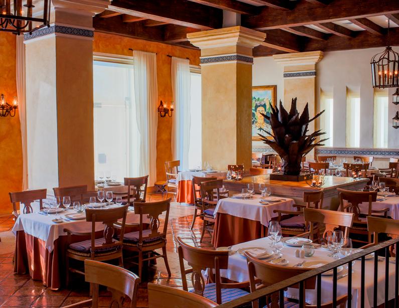 Restaurante Frida en Grand Velas Riviera Nayarit
