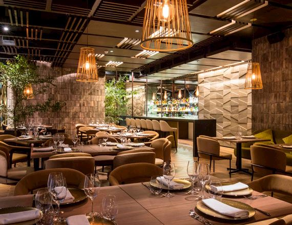 Restaurante Asiático Sen Lin en Grand Velas Riviera Nayarit