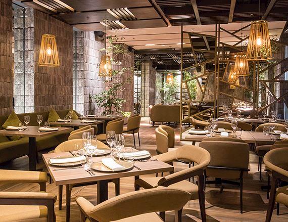 Sen Lin Restaurante Asiático en Grand Velas Riviera Nayarit