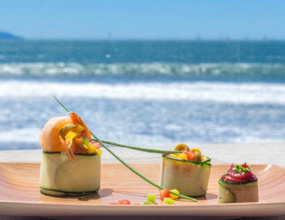 Restaurante Azul en Grand Velas Riviera Nayarit