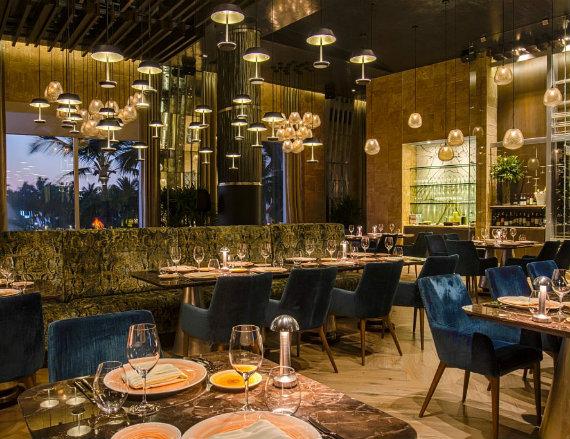 Restaurante Lucca en Grand Velas Riviera Nayarit
