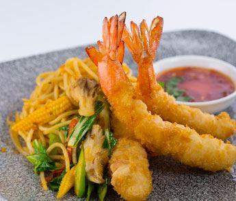 Spicy Udon Restaurante Sen Lin en Grand Velas Riviera Nayarit