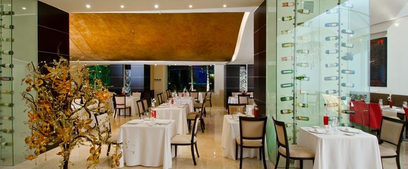 Restaurante Piaf en Grand Velas Riviera Nayarit