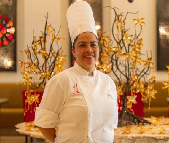 Chef Denisse Mirtin - Restaurante Piaf