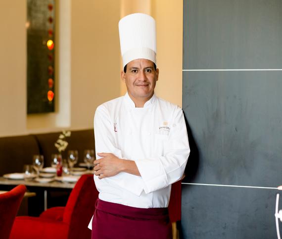 Chef Raúl Hernández - Restaurante Piaf