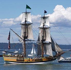 Barco Pirata Marigalante en México