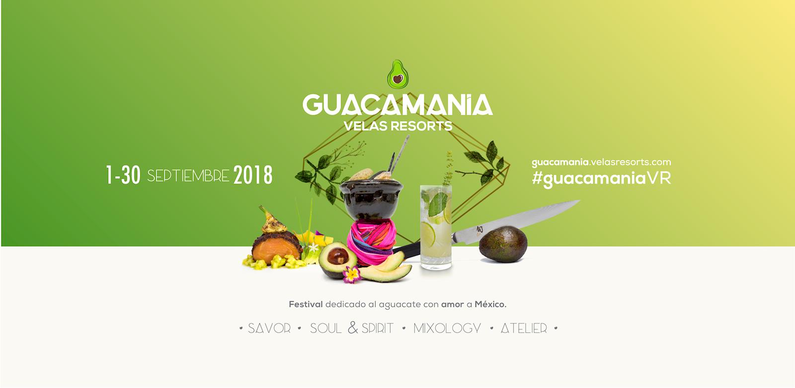 Festival Guacamania at Gand Velas Riviera Nayarit