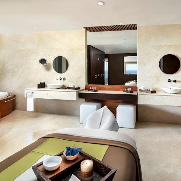 Amenidades de Tocador en Suite Imperial Spa de Grand Velas Riviera Nayarit