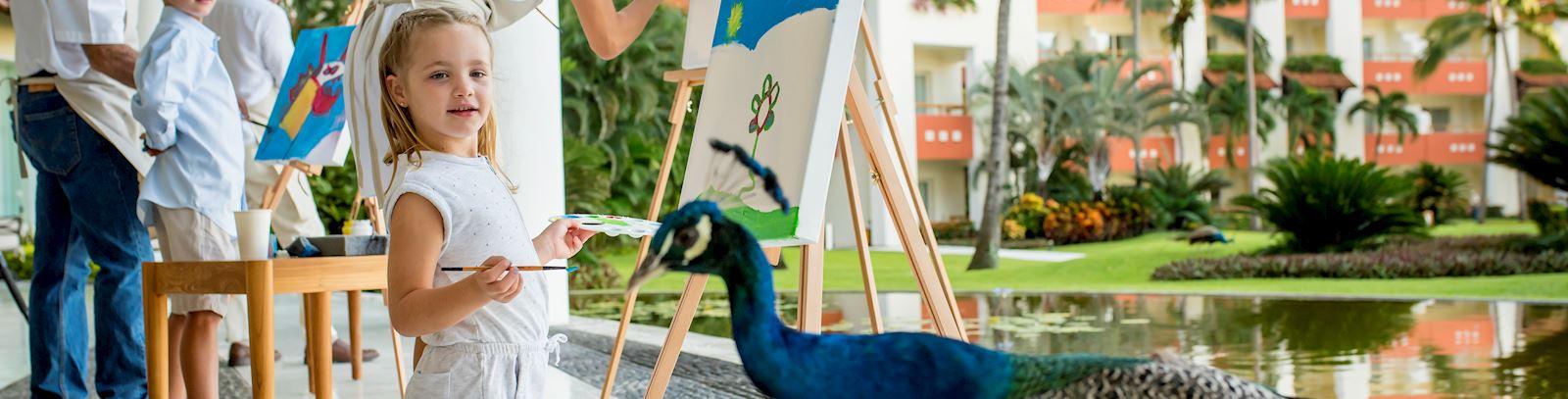 Arte en Lienzo - Grand Velas Riviera Nayarit