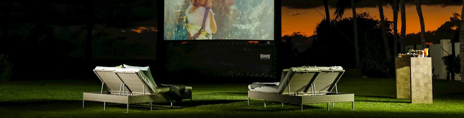 Experiencia cinema en familia - Grand Velas Riviera Nayarit